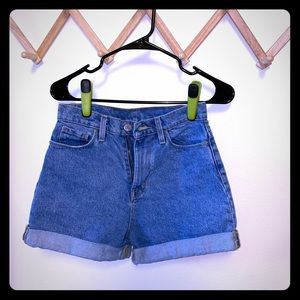 Urban Outfitters BDG High-Rise Jean Shorts